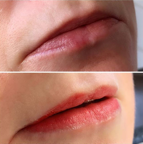 Pink Lip Blush